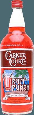 Medium clarkes court rum punch rum