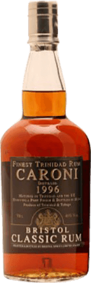 Bristol Classic 1996 Caroni Port Finish rum