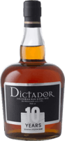 Dictador 10-Year rum