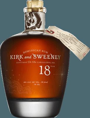 Kirk and Sweeney 18-Year rum