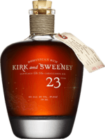 Small kirk and sweeney 23 year rum 400px