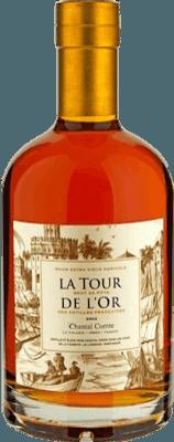 Chantal Comte Brut de Futs Hors d'Age de Marie Galante rum