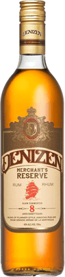 Denizen Merchants Reserve 8-Year rum