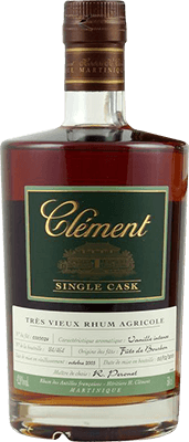 Clement Single Cask Vanilla Intense rum