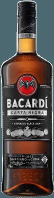Bacardi Carta Negra rum
