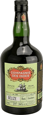 Compagnie des Indes Belize Cask Travellers Strength 8-Year rum