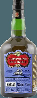 Compagnie des Indes 1998 Trinidad Caroni 18-Year rum
