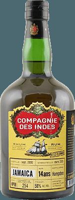 Compagnie des Indes 2000 Jamaica 14-Year rum