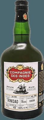 Compagnie des Indes 1996 Trinidad Old Caroni 18-Year rum