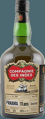 Compagnie des Indes 2004 Panama 11-Year rum