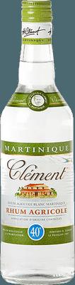 Clement Blanc 40 rum