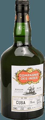 Compagnie des Indes Cuba 16-Year rum