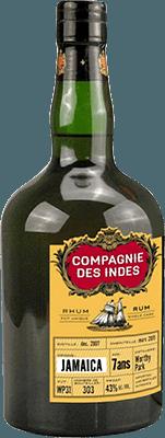 Compagnie des Indes 2007 Jamaica 7-Year rum