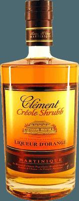 Clement Creole Shrubb rum