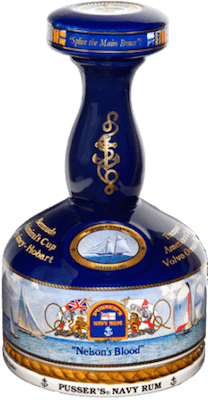 Pusser's Nelson's Blood Yachting Decanter rum
