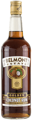 Belmont Estate Golden Coconut rum