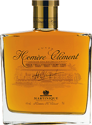 Clement Cuvee Homere 6-Year rum
