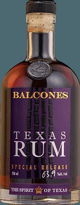Balcones Texas Special Release rum