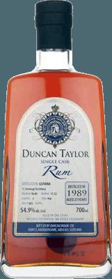 Duncan Taylor 1989 Guyana 23-Year rum