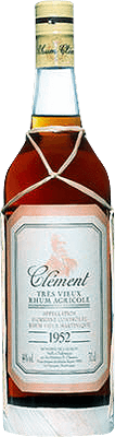 Clement 1952 39-Year rum