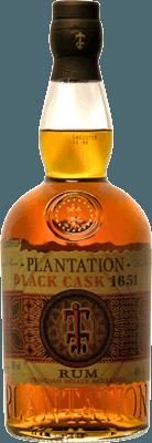 Plantation Black Cask 1651 rum
