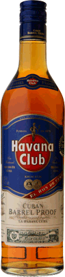 Havana Club Barrel Proof rum