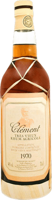 Clement 1970 21-Year rum