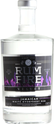 Rum Fire Velvet rum