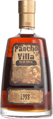 Pancho Villa 1988 rum