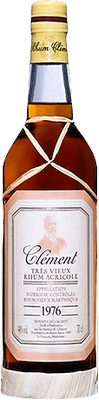 Clement 1976 20-Year rum