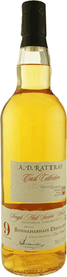 A. D. Rattray 9-Year rum