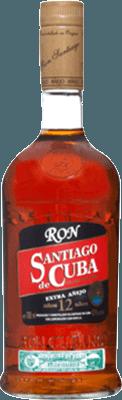 Santiago de Cuba Extra Anejo 12-Year rum