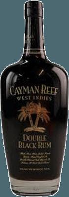 Cayman Reef Double Black rum