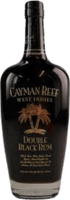 Cayman Reef Double Black rum