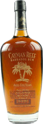 Cayman Reef 5-Year rum