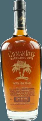 Cayman Reef 5-Year rum