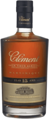 Clement 15-Year rum