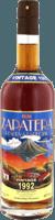 Zapatera 1992 Reserva Especial rum