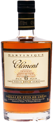 Clement 6-Year rum