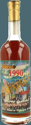 Zapatera 1990 Centenario rum