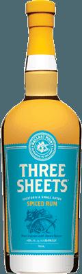 Medium three sheets spiced rum 400px