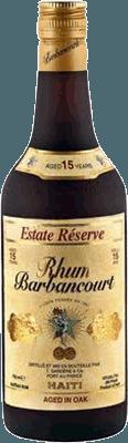 Barbancourt Estate Reserve 15-Year rum
