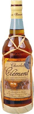 Clement Charles rum