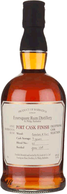 Foursquare Port Cask Finish 9-Year rum
