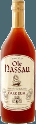 Ole Nassau Dark rum