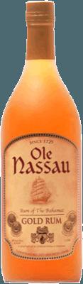 Ole Nassau Gold rum