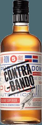 Contrabando Anejo 5-Year rum
