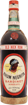 Negrita Bardinet Old Nick rum