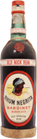 Negrita Bardinet rum