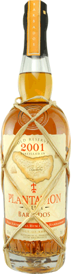 Plantation 2001 Barbados rum
